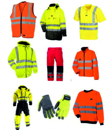 All Hi Visibility clothing
